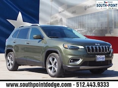new 2020 Jeep Cherokee LIMITED FWD Sport Utility Austin TX