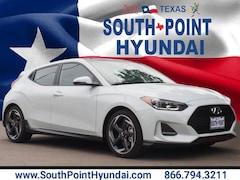 New 2019 Hyundai Veloster Turbo Hatchback in Austin, TX