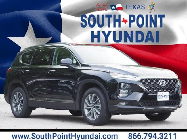 New 2019 Hyundai Santa Fe SEL Plus 2.4 SUV in Austin, TX
