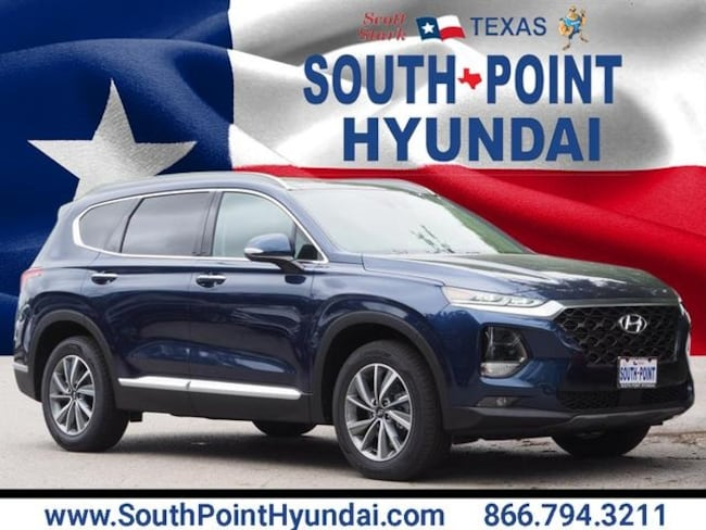 New 2019 Hyundai Santa Fe Limited SUV in Austin, TX
