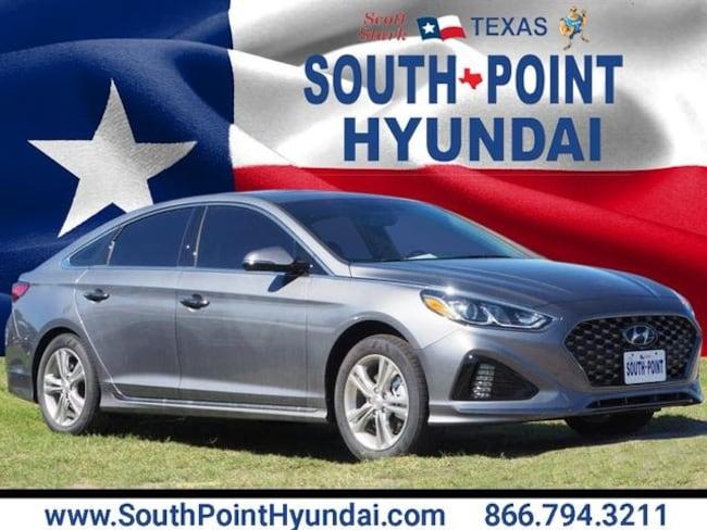 New 2019 Hyundai Sonata Sport Sedan in Austin, TX