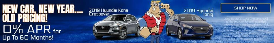 2019 Kona-Ioniq