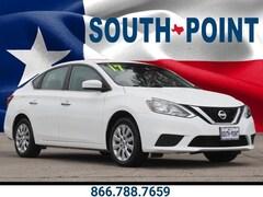 2017 Nissan Sentra SV Sedan in Austin, TX