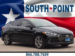 2017 Hyundai Elantra Limited Sedan in Austin, TX