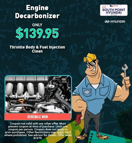 Engine Decarbonizer