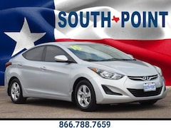Used 2015 Hyundai Elantra SE Sedan in Austin, TX