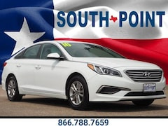 Used 2016 Hyundai Sonata SE Sedan in Austin, TX