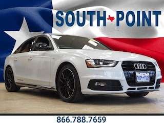 Used 2016 Audi A4 2.0T S LINE Sedan in Austin, TX