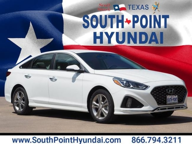 New 2019 Hyundai Sonata SEL Sedan in Austin, TX