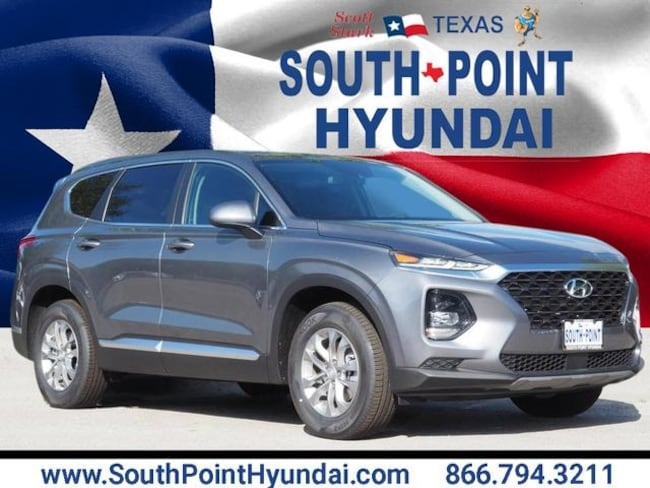 New 2019 Hyundai Santa Fe SE SUV in Austin, TX