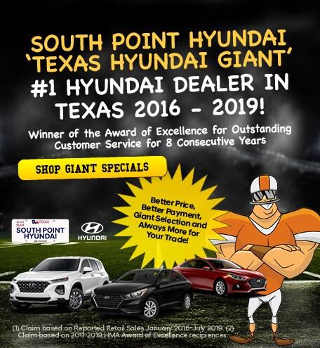 New And Used Hyundai Dealer Austin South Point Hyundai