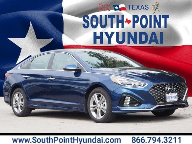 New 2019 Hyundai Sonata Limited Sedan in Austin, TX