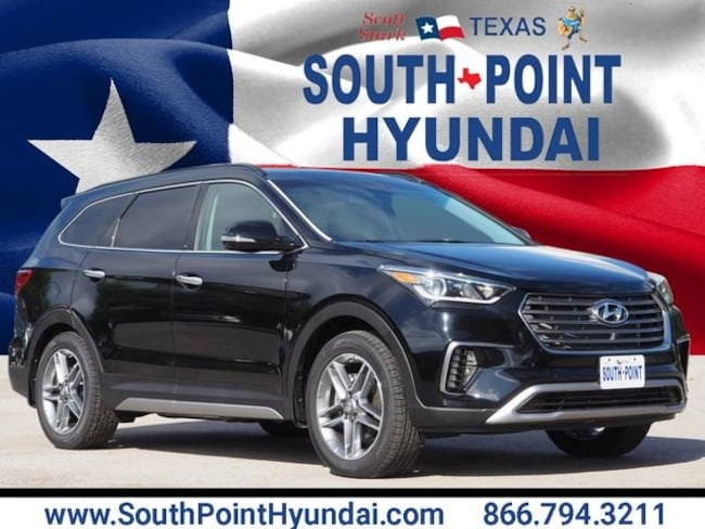 New 2019 Hyundai Santa Fe XL Limited SUV in Austin, TX