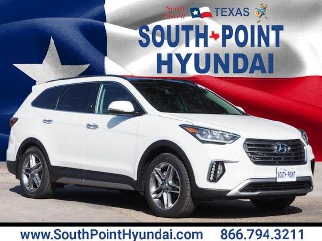 New 2019 Hyundai Santa Fe XL Limited SUV in Austin, TX