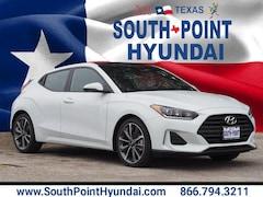 New 2019 Hyundai Veloster 2.0 Premium Hatchback in Austin, TX
