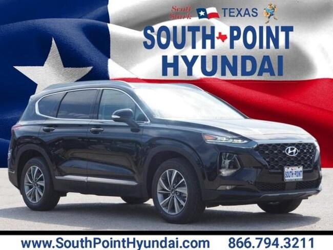 New 2019 Hyundai Santa Fe Limited SUV in Austin, TX