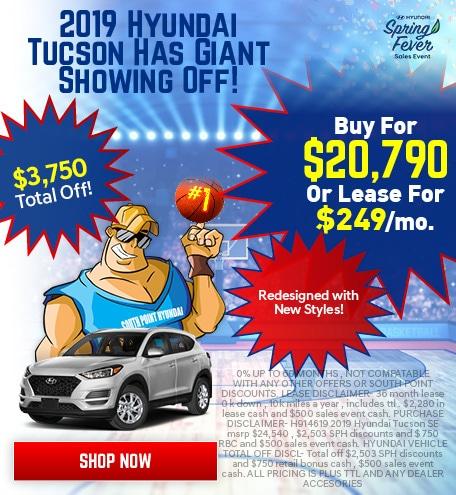 19 Tucson March