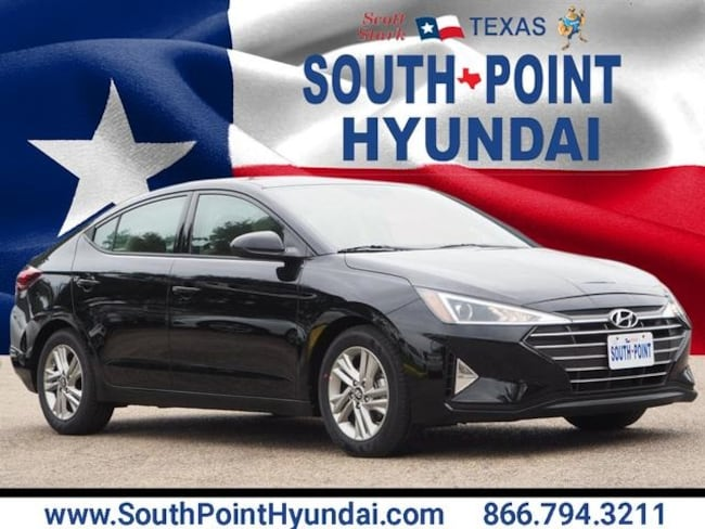 New 2019 Hyundai Elantra SEL Sedan in Austin, TX