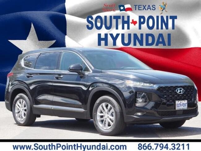 New 2019 Hyundai Santa Fe SEL 2.4 SUV in Austin, TX