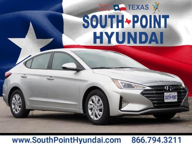 New 2019 Hyundai Elantra SE Sedan in Austin, TX