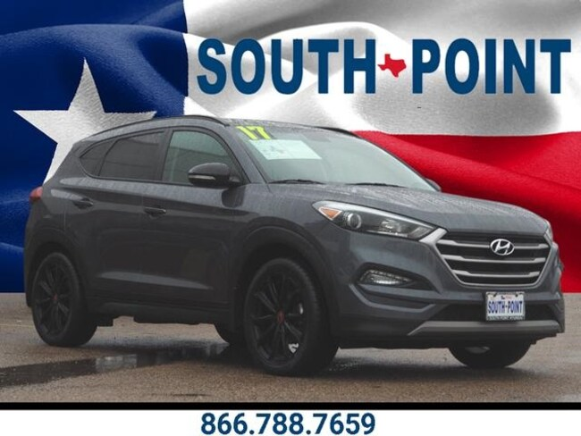 Certified Used 2017 Hyundai Tucson Night SUV in Austin, TX