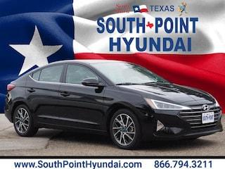 New 2019 Hyundai Elantra Limited Sedan in Austin, TX