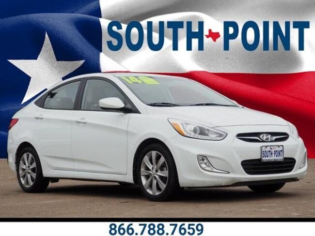 Used 2014 Hyundai Accent GLS Sedan in Austin, TX