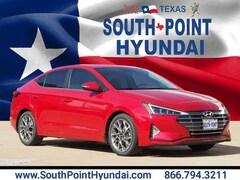 2020 Hyundai Elantra Limited Sedan in Austin, TX