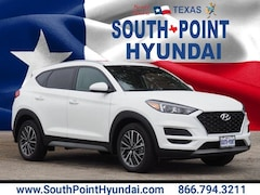 New 2019 Hyundai Tucson SEL SUV in Austin, TX