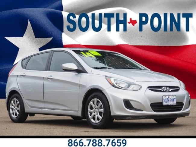 Used 2014 Hyundai Accent GS Hatchback in Austin, TX