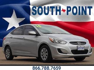 Used 2016 Hyundai Accent SE Sedan in Austin, TX