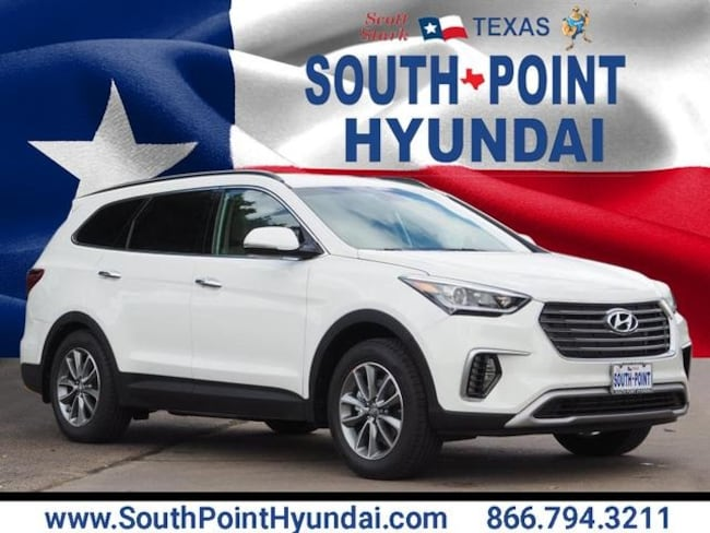 New 2019 Hyundai Santa Fe XL SE SUV in Austin, TX