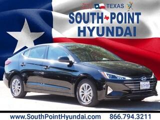 New 2019 Hyundai Elantra Eco Sedan in Austin, TX