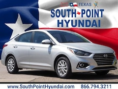 New 2019 Hyundai Accent SEL Sedan in Austin, TX