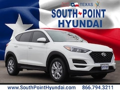 New 2019 Hyundai Tucson SE SUV in Austin, TX