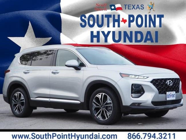 New 2019 Hyundai Santa Fe Ultimate SUV in Austin, TX
