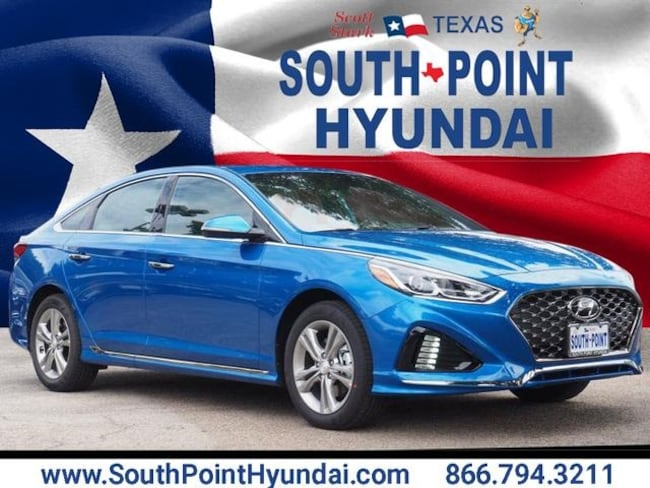 New 2019 Hyundai Sonata Sport Sedan in Austin, TX
