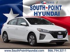2019 Hyundai Ioniq Hybrid Blue Hatchback in Austin, TX