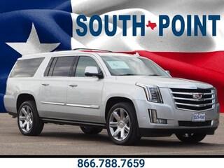 Used 2017 CADILLAC Escalade ESV Premium Luxury SUV in Austin, TX