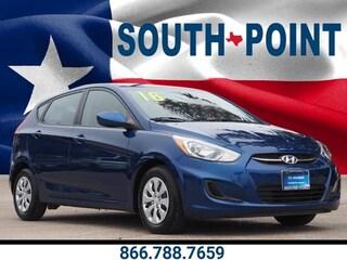 2016 Hyundai Accent Hatchback in Austin, TX