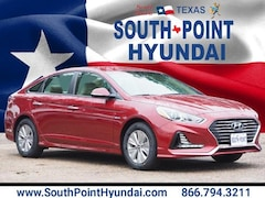 New 2018 Hyundai Sonata Hybrid SE Sedan in Austin, TX