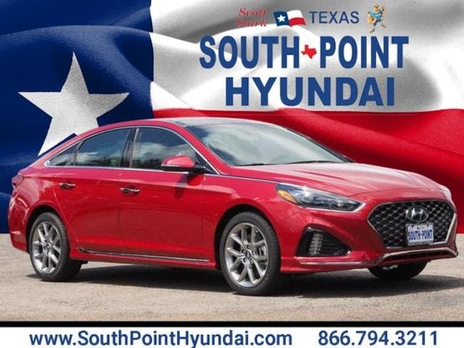 New 2018 Hyundai Sonata 2.0T Sedan in Austin, TX