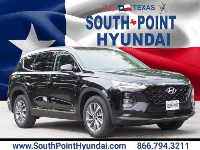 New 2019 Hyundai Santa Fe SEL Plus 2.4 SUV in Austin, TX