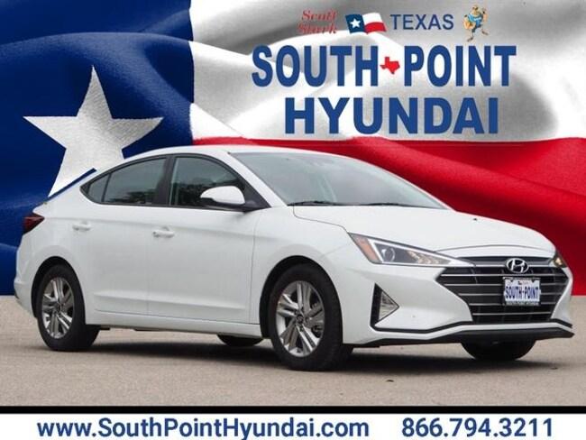 New 2019 Hyundai Elantra Value Edition Sedan in Austin, TX