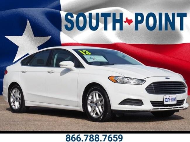 Used 2013 Ford Fusion SE Sedan in Austin, TX