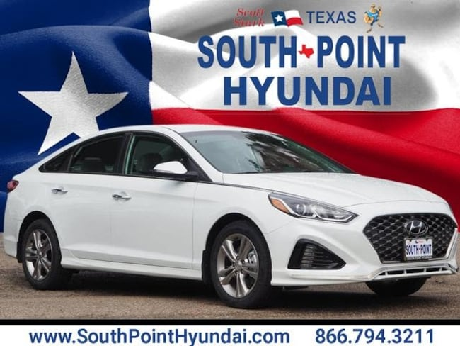 New 2019 Hyundai Sonata SEL Sedan in Austin, TX
