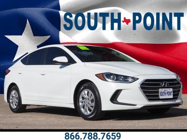 Used 2017 Hyundai Elantra SE Sedan in Austin, TX
