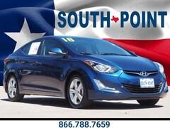 2016 Hyundai Elantra Value Sedan