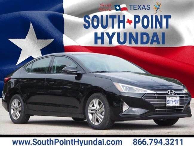New 2019 Hyundai Elantra SEL Sedan in Austin, TX
