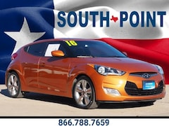 Used 2016 Hyundai Veloster Turbo w/ Sunroof! Hatchback in Austin, TX